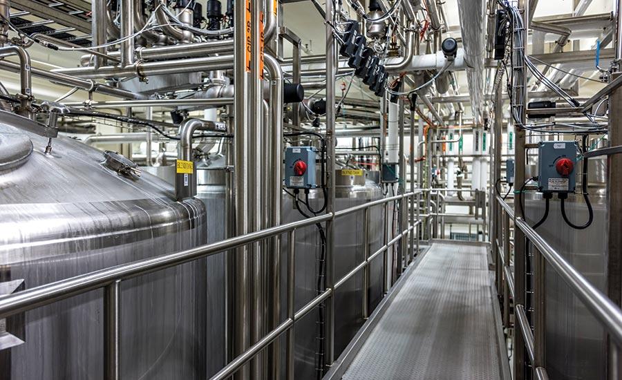 Filtrado de aire limpio en la industria alimentaria