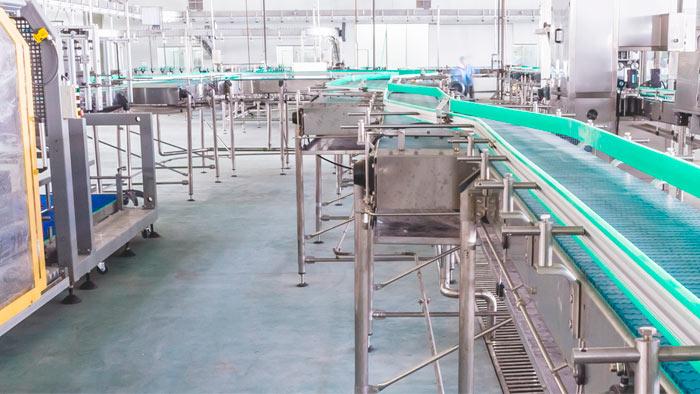 Seguridad en industria alimentaria