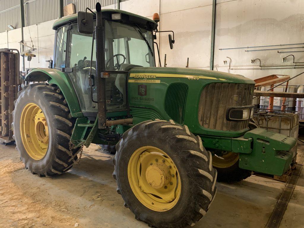 Mantenimiento de filtros para la maquinaria agrícola